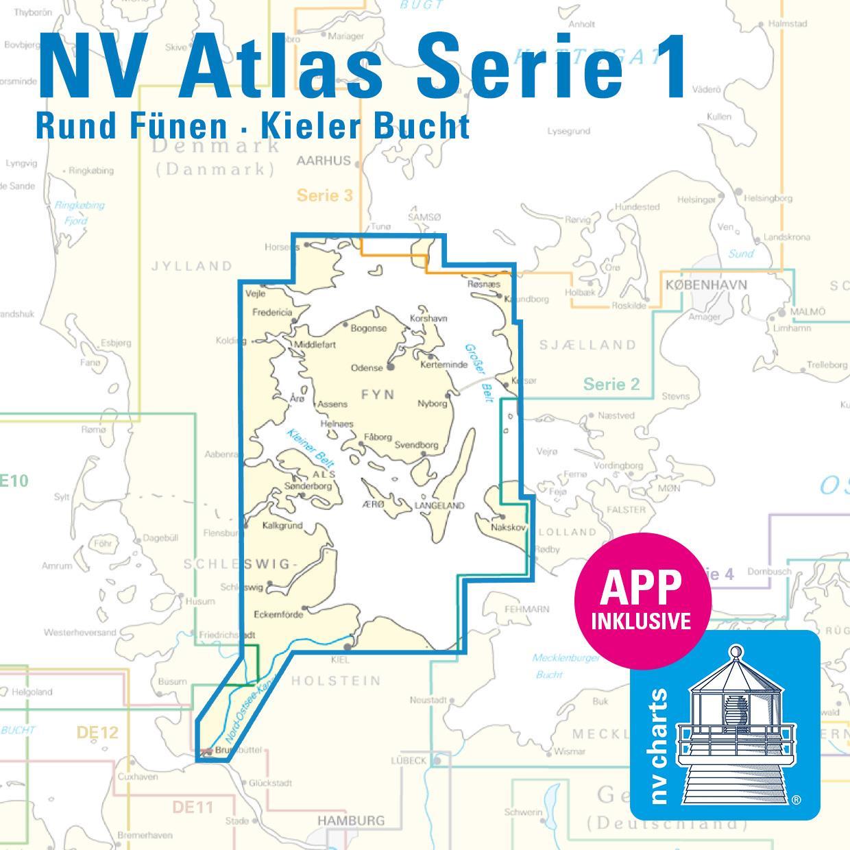 NV Serie 1 Plano Rund Fünen-Kieler Bucht