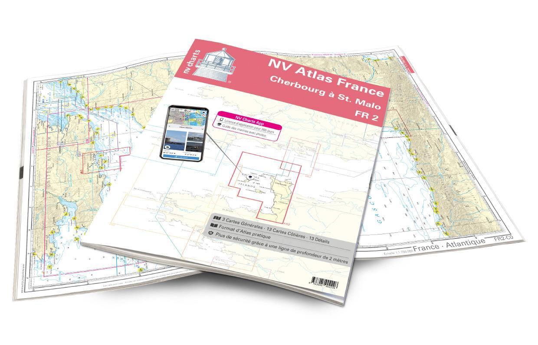 NV Atlas FR2  Cherbourg à St. Malo