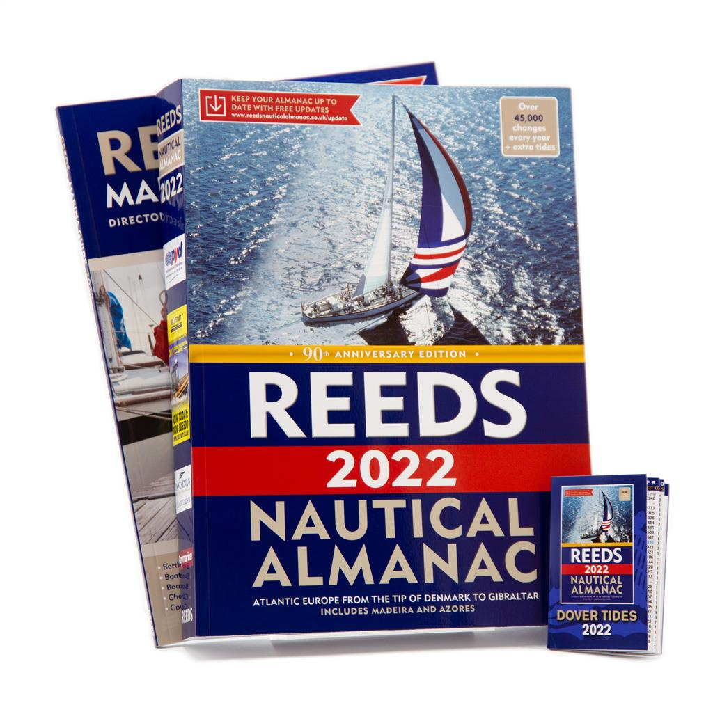 Reeds Nautical Almanac 2022