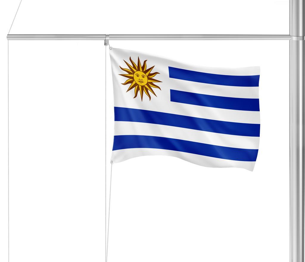Flagge Uruguay