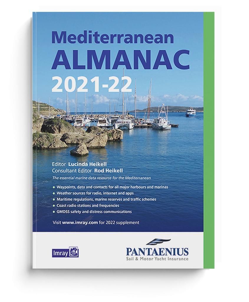 Mediterranean Almanac 2021/2022