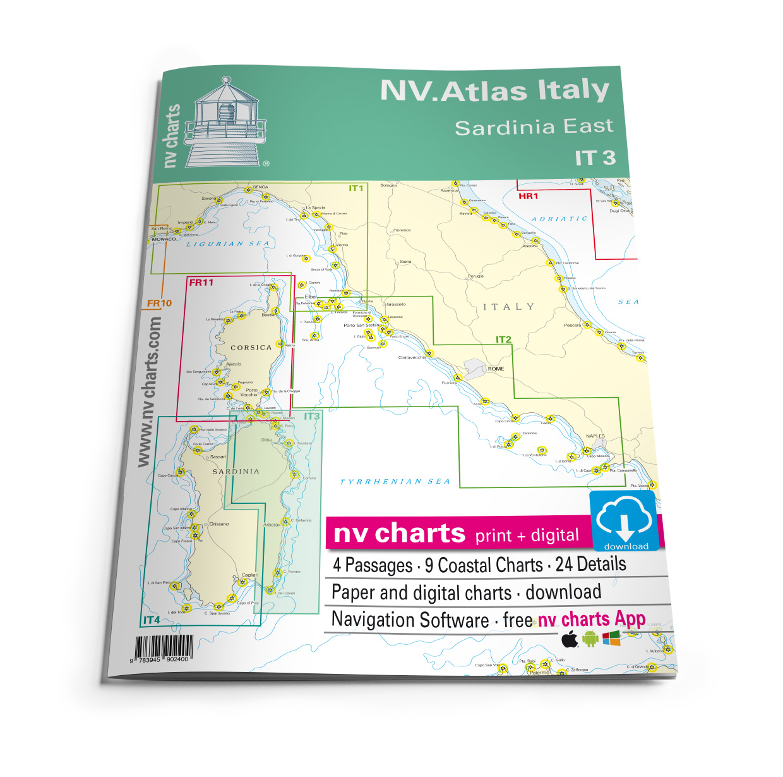 NV Atlas Italy IT3: Sardinia East