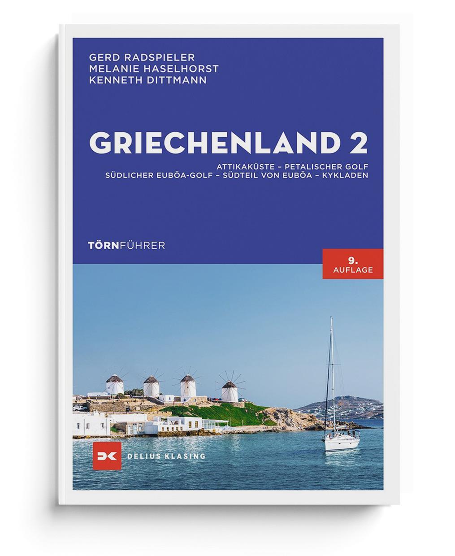 Törnführer Griechenland 2