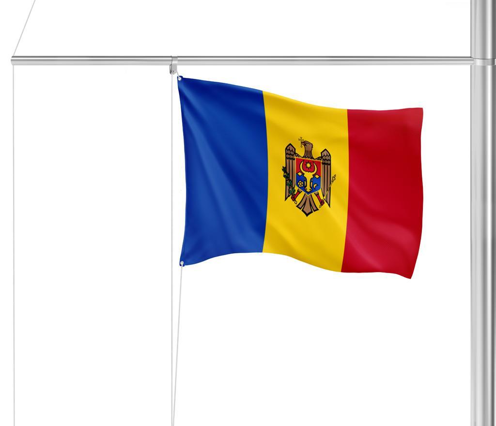 Flagge Moldawien