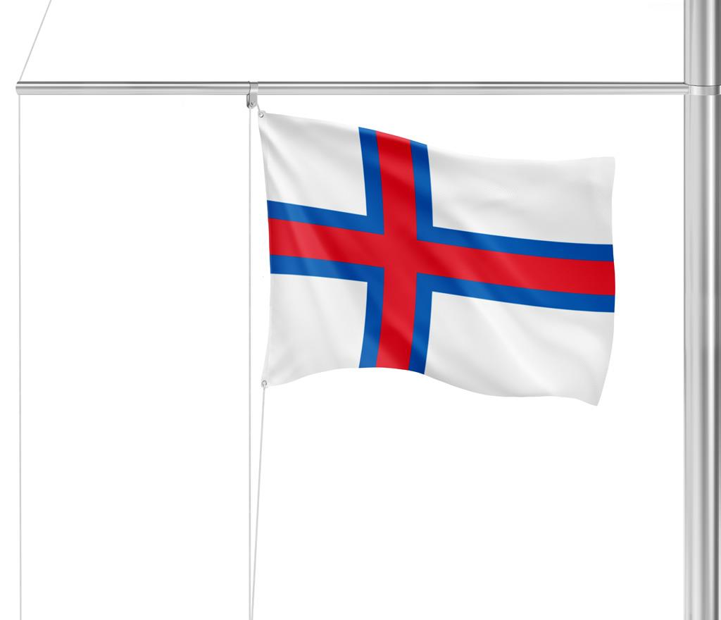 Flagge Färöer