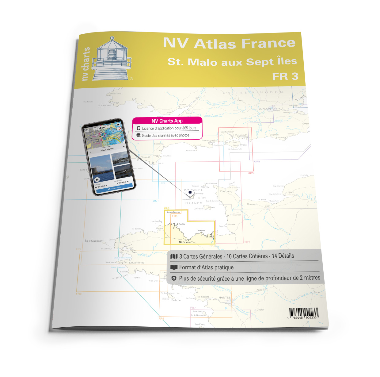NV Atlas FR3 - St. Malo to Sept Isles