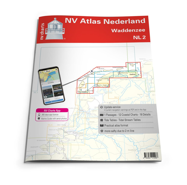 NV Atlas Nederland NL2 - Waddenzee