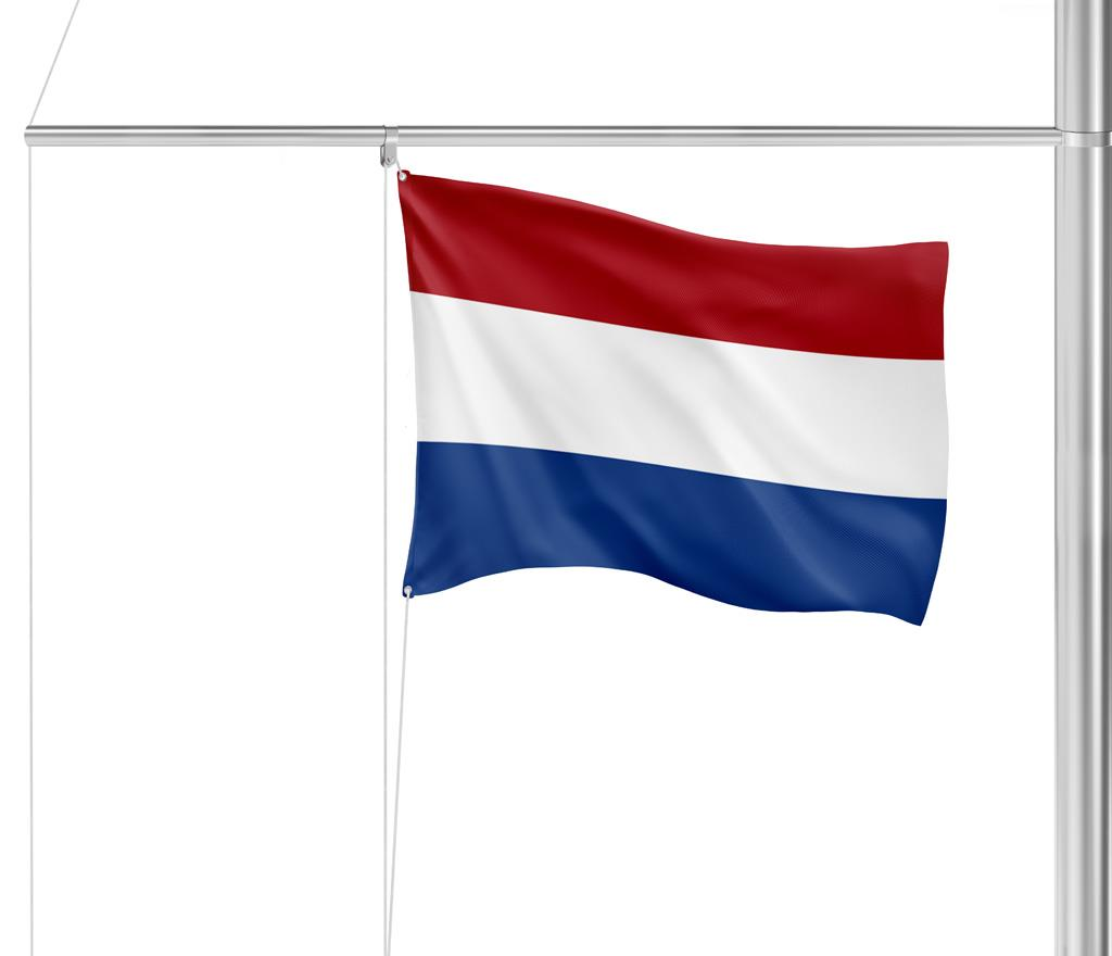 Gastlandflagge Niederlande 20X30cm