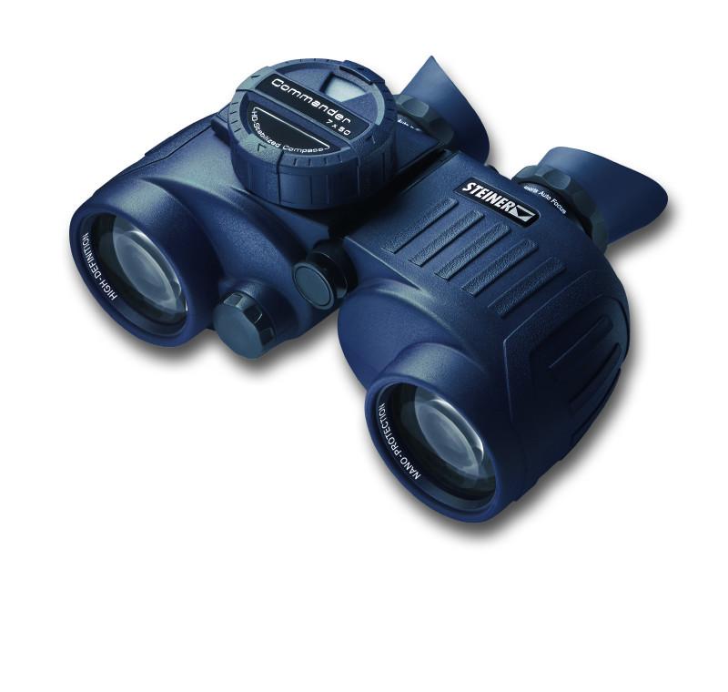 Steiner Commander 7x50C Premium-Fernglas mit Kompass