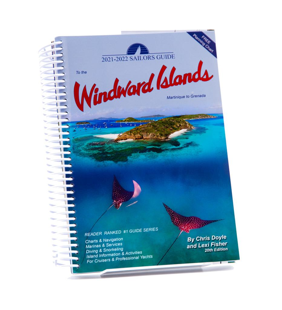 The 2019-2020 Sailors Guide to the Windward Islands