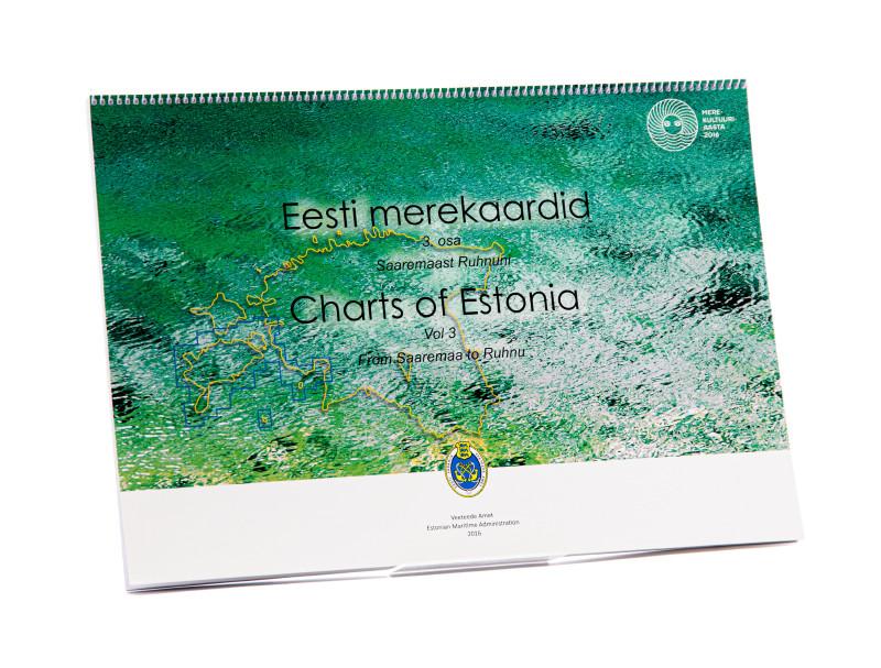Charts of Estonia 3