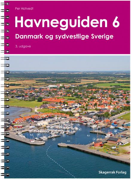 Havneguiden 6 Danmark og sydvestlige Sverige