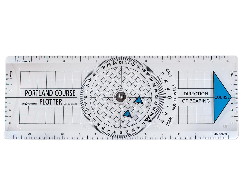 Portland Course Plotter 655.32