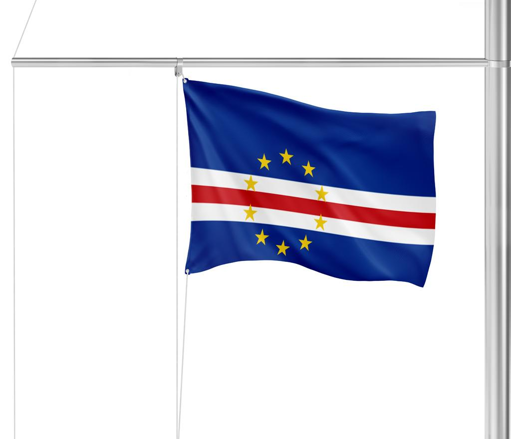 Flagge Kap Verden