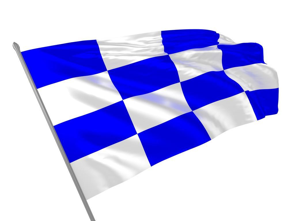 Signalflagge N  20x30
