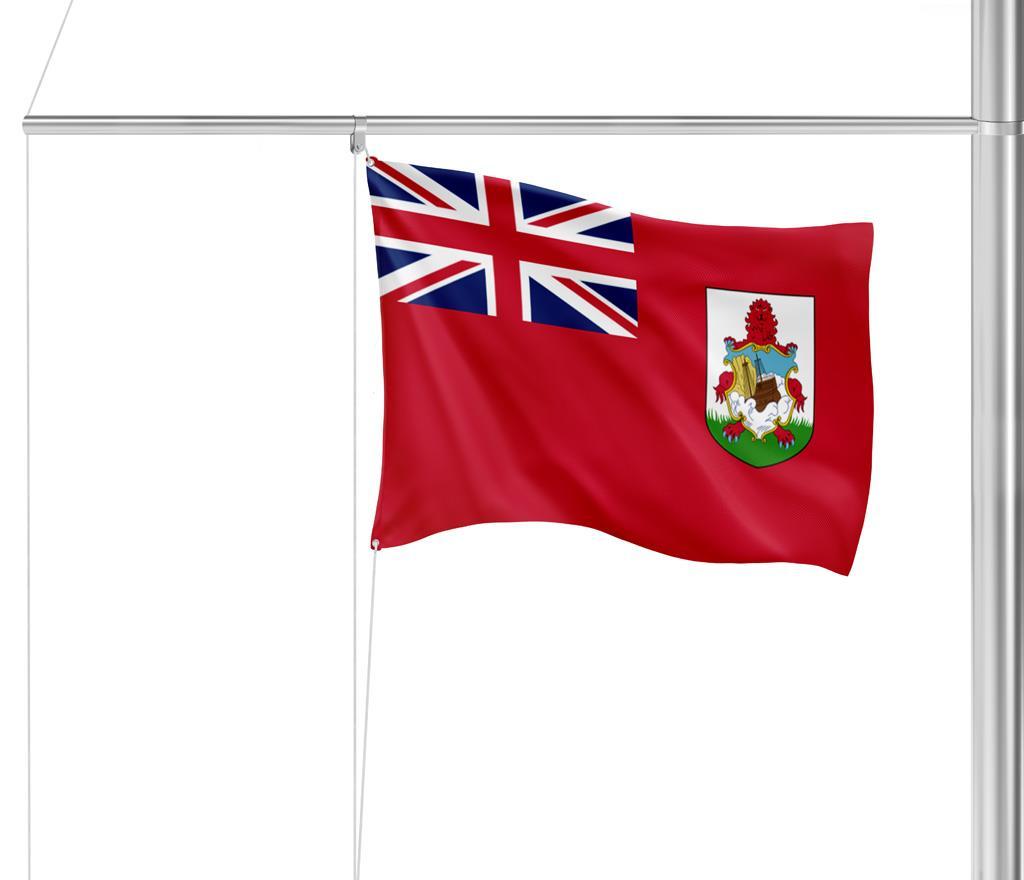 Flagge Bermudas
