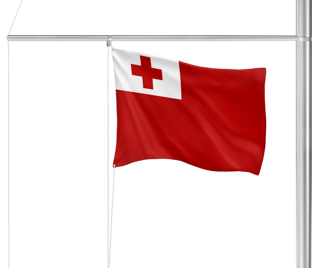 Flagge Tonga