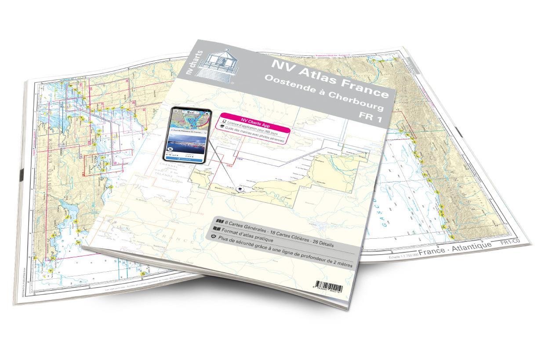 NV Atlas FR1 Oostende - Cherbourg