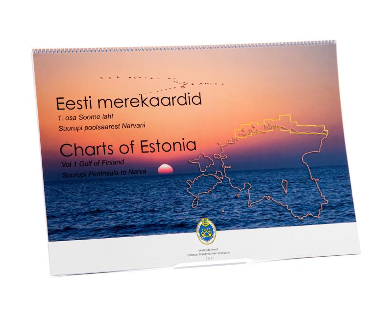 Charts of Estonia 1