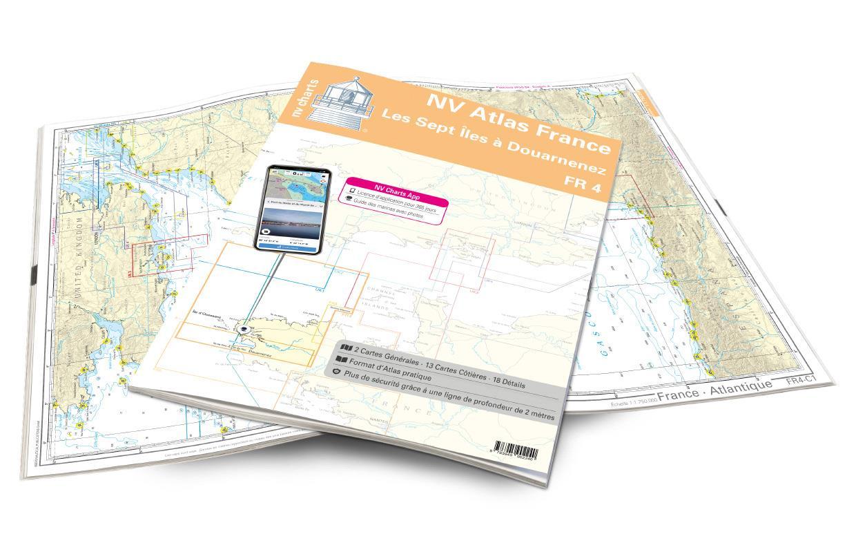 NV Atlas FR4 - Les Sept Isles to Douarnez