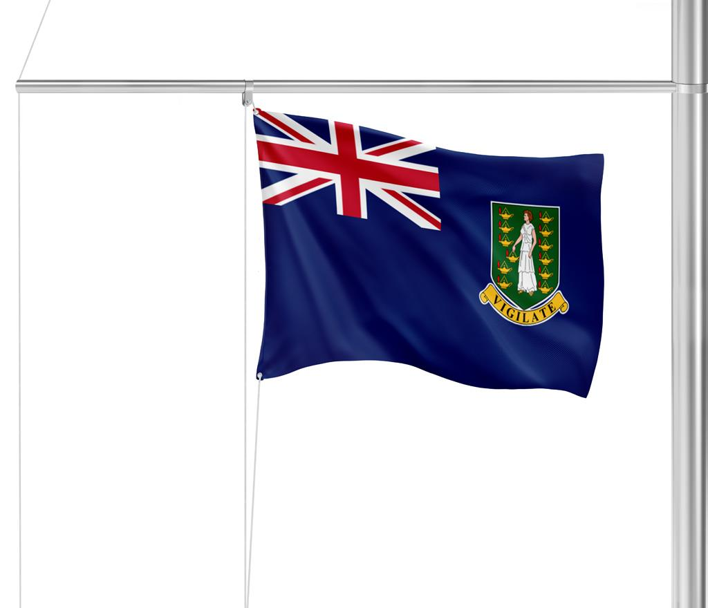 Flagge British Virgin Islands