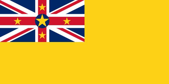 Flagge Niue