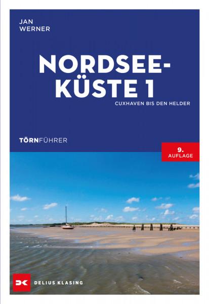 Törnführer Nordseeküste 1; Cuxhaven bis Den Helder