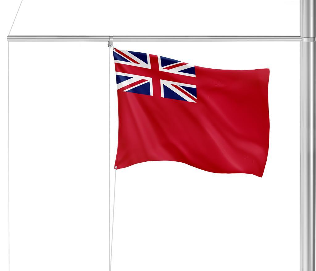 Flagge Großbritannien  red ensign