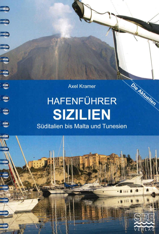 Hafenführer SIZILIEN - Süditalien bis Malta und Tunesien
